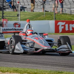 Power caps dominant day with INDYCAR Grand Prix pole
