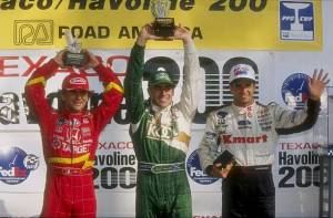 Dario Franchitti wins Road America 1998
