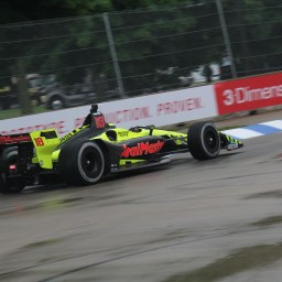 Bourdais, Ferrucci looking forward to Detroit redux
