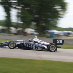 Mazda Road to Indy gets to work in Elkhart Lake