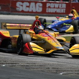 Hunter-Reay red hot entering Iowa summer clash