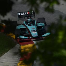 Mazda Road to Indy testing notes from Monday at Road America