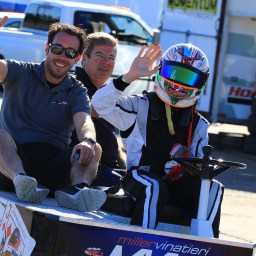 Andretti Autosport spotter Mike Maurini a man of many talents