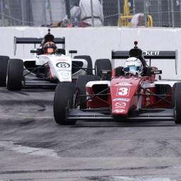 Askew and Cape Motorsports back on Pro Mazda podium in Toronto
