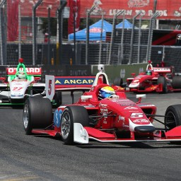 Urrutia keeps Indy Lights title hopes alive with Toronto win