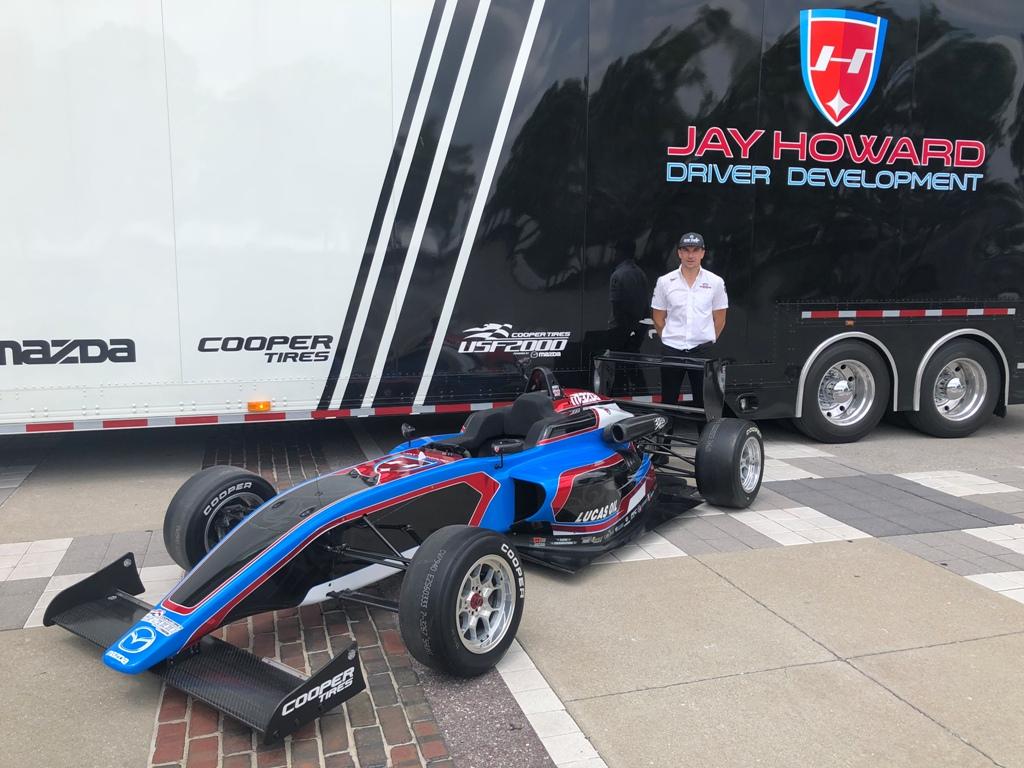 Jay Howard Driver Development to field USF2000 team in 2019