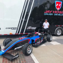 Jay Howard Driver Development to field USF2000 team in 2019