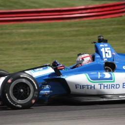 Rahal leads final practice at Mid-Ohio