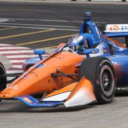 Scott Dixon prevails in wild Honda Indy Toronto