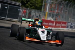 Rinus VeeKay mounting charge to top of Pro Mazda standings