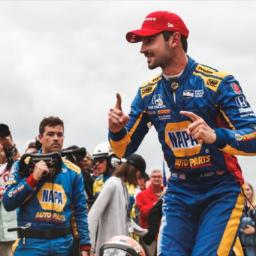 Rossi's Dominant Win at Pocono Tightens Points Race