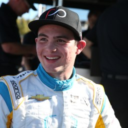 Pato O'Ward rapidly acclimating to IndyCar life in Sonoma debut
