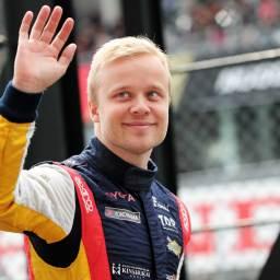 Chip Ganassi Racing adds Felix Rosenqvist to 2019 line-up