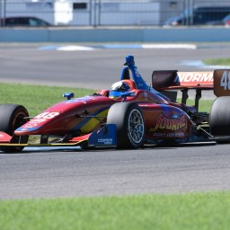 Norman embracing 'championship mindset' for 2019 Indy Lights run