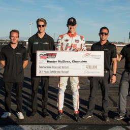 McElrea already looking ahead to USF2000 season