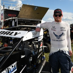 David Byrd explains Conor Daly's deal to race at Chili Bowl, Du Quoin
