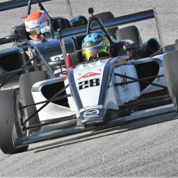 Shields comes out on top in competitive USF2000 testing