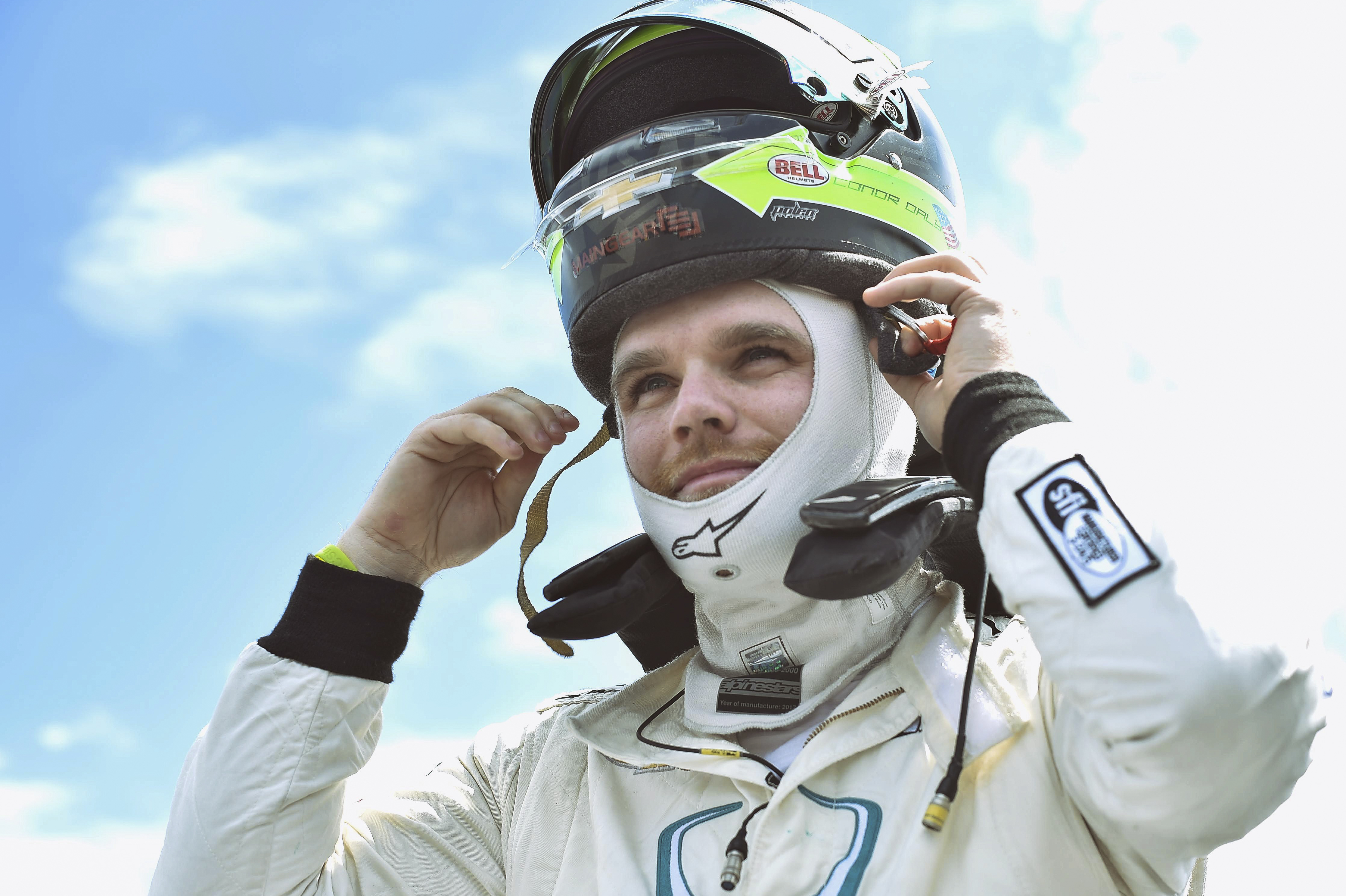 Conor Daly and Andretti Autosport team up for Indianapolis 500 effort