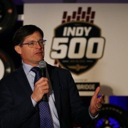 Boles pleased with continued positive momentum for Indianapolis 500