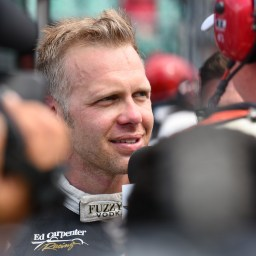 Carpenter rules out ECR affiliation with McLaren for Indianapolis 500
