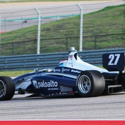 Megennis amped for Indy Lights campaign with Andretti Autosport