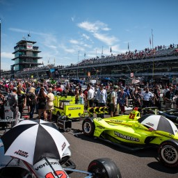 NBC Sports and IMS release details of month of May television coverage