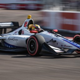 DragonSpeed Shows Progress throughout IndyCar Debut