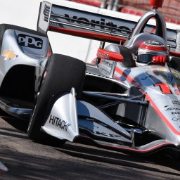 Will Power wins chaotic qualifying session on streets of St. Petersburg