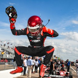 Thompson sweeps Indy Pro 2000 weekend on the streets of St. Petersburg