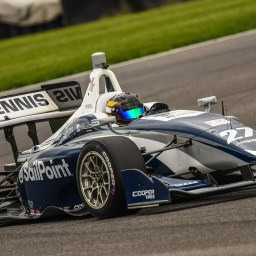 Road to Indy: Megennis finds breakthrough in Indianapolis Indy Lights win