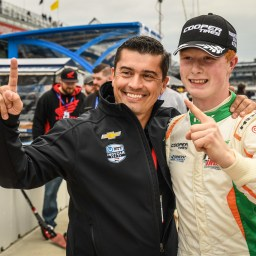Road to Indy: Lindh takes Indy Pro 2000 victory in first of two IMS weekend races