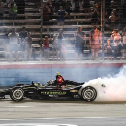 Josef Newgarden extends INDYCAR points lead with Texas race victory