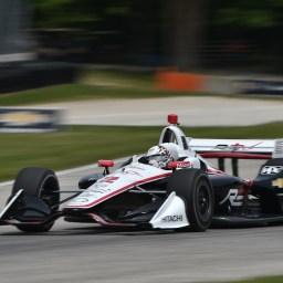 Josef Newgarden fastest in final practice at Road America