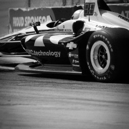 Simon Pagenaud fastest in final practice