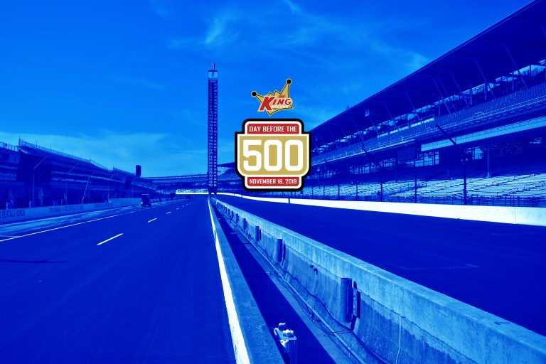 "Grant King Race Shops to sponsor ""Day Before the 500"" at inaugural Open-Wheels 500 Mile Race"