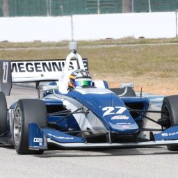 Indy Lights concludes two-day test at Sebring