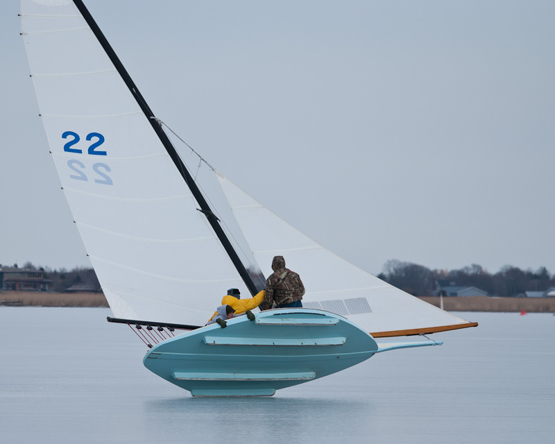 Iceboats