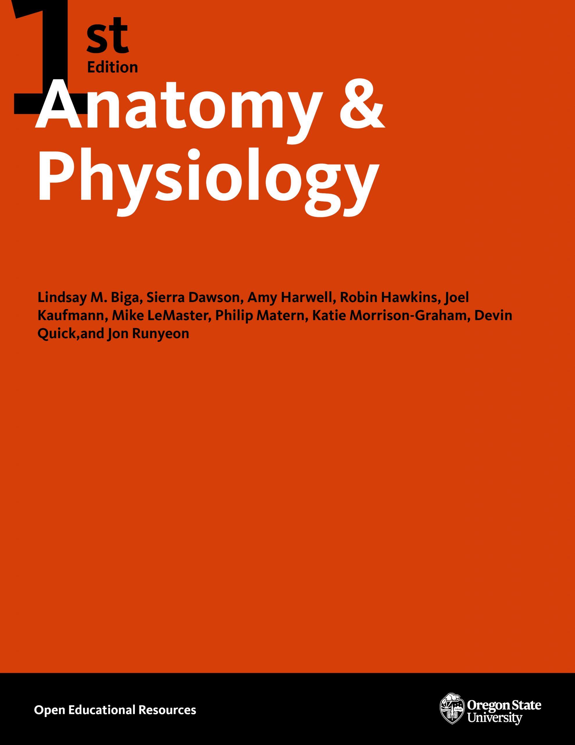 Anatomy Amp Physiology Simple Book Publishing