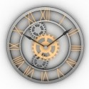 Machenic Style Clock