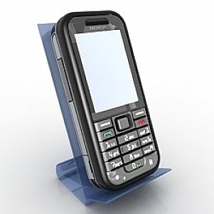 NOKIA 6233 3D Model