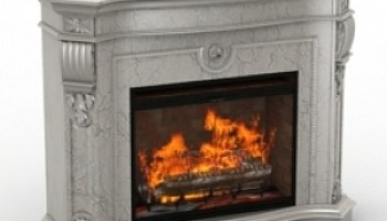 Fireplace chimney 3D Model 3ds Gsm Free Download Open3Dmodelcom