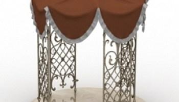 Arbor Arabian 3D Model Free Download ID6350 (3ds) - Open3dModel