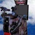 Terminator Salvation Arcade Game Machine