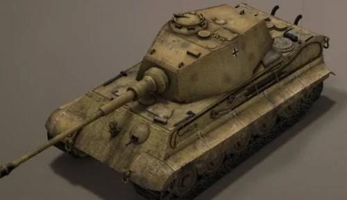 German Panzer Ww2 Tank