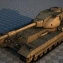 Fv215b Tank