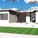 تصميم المنزل الحديث