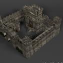 القلعة في القرون الوسطى