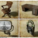 Bioshock Furniture Objects