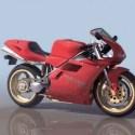 دوكاتي 916 دراجة نارية