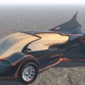 Car Batmobile Concept